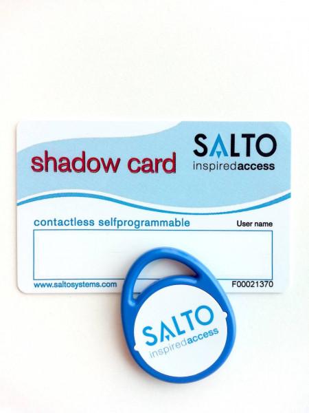SALTO Mifare Benutzerset Schlüsselanhänger