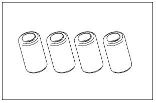 SALTO Danalock Batterieset V3