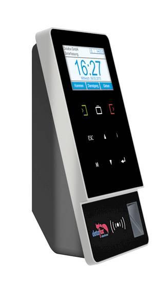 EVO 4,3 Multifunktionsterminal mit 13,56 MHZ NFC-Reader