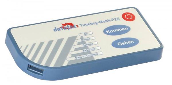 Timeboy IV mit TS-R21Dx 125 kHz