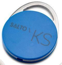 SALTO KS Tags (Paket mit 5 Schlüsselanhängern)