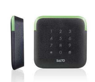 SALTO KS Wandleser mit Keypad