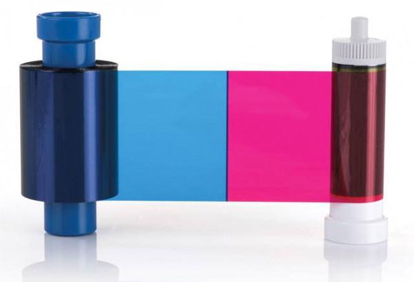 Farbband vollfarbig + Overlay für Magicard Pronto