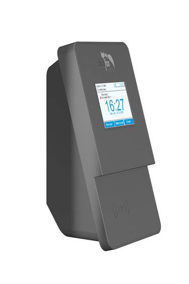 EVO 2,8 Zeit- & Zutritts-Terminal mit 13,56MHz NFC-Reader